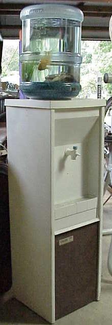 ben axelrod art ForFish Tank Water Cooler